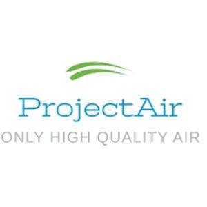 logo_projectair srl – sistemi di distribuzione aria