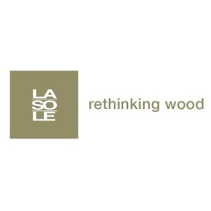 logo_la.so.le. est: trucioli e farine di legno