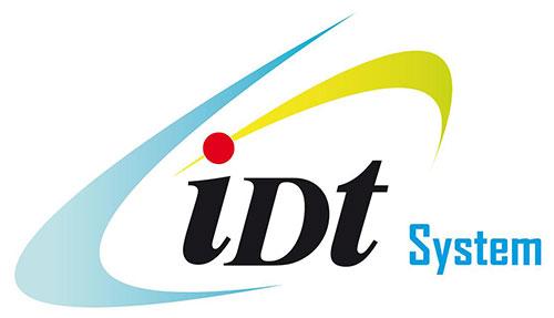 logo_idt system