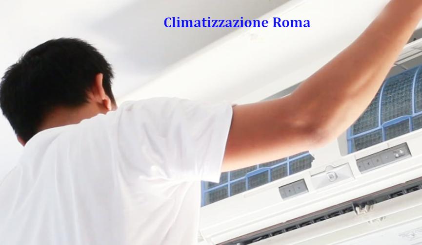 logo_climatizzazione roma