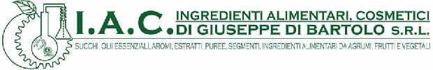 logo_i.a.c. ingredienti alimentari cosmetici