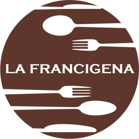 logo_ristorante la francigena bolsena