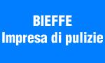 logo_bieffe impresa di pulizie